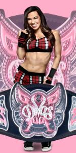 A.J. Divas championship