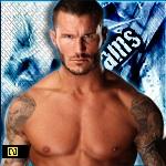Randy Orton CutOut Jess-x 4