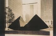 Pyramids at wtc