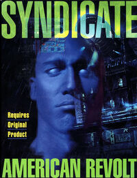 Syndicate - American Revolt cover