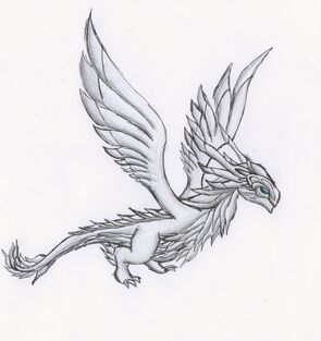 Silverwingdragon