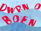 Dwrn o Boen