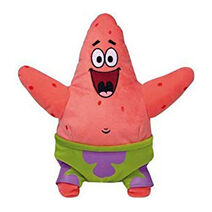 SpongeBob SquarePants Patrick Star plush