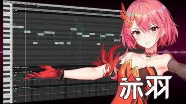 【Synthesizer V 五维介质・赤羽】菲尼克斯的羽翼【官方演示视频】