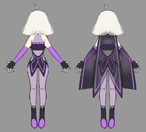 Minus Concept Art Back