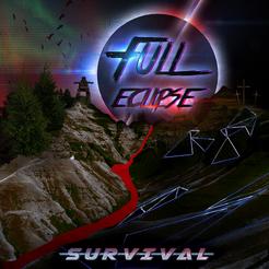 Full Eclipse - Survival Album Cover