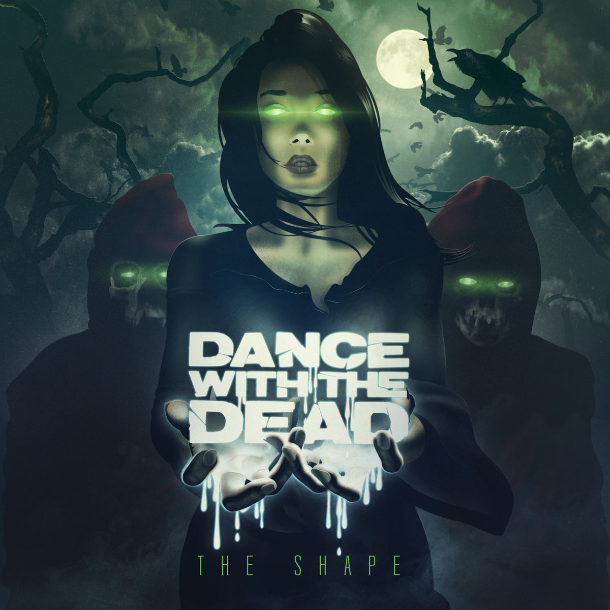 The Shape (Dance With The Dead) | Synthwave Wiki | FANDOM powered by