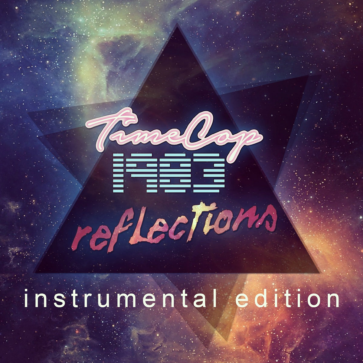 Reflections Instrumental Edition (TimeCop1983) | Synthwave Wiki