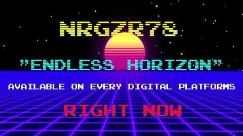 """Nrgzr78 - """"Endless Horizon"""" - Album Available Now - 2019-0"""