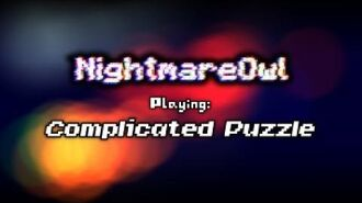 NightmareOwl - Complicated Puzzle (Live) (Clean video version)