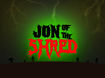Jon of the Shred Metal Synthwave