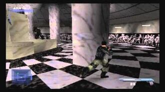 "Syphon Filter (HD) Walkthrough Mission 5 ""Washington DC Freedom Memorial!"""