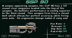 SFDM SSP 90 Screen