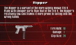 SFCO Ripper Screen