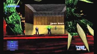 "Syphon Filter- (HD) Walkthrough Mission 7 ""New York City- Expo Center Dinorama!"""
