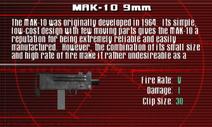 SFCO MAK-10 9mm Screen