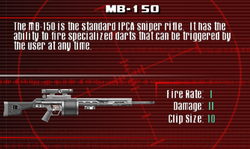 SFCO MB-150 Screen