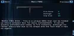 SFTOS Marz FMG Screen