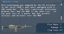 SFLS M249 SAW Screen