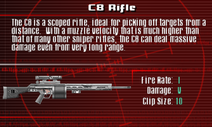SFCO C8 Rifle Screen