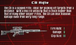SFCO C8 Rifle Screen