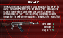 SFCO AK-47 Screen