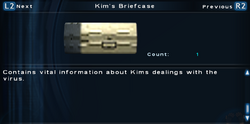 SFTOS Kim's Briefcase Screen