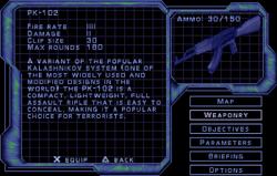SF3 PK-102 Screen