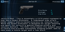 SFTOS Jerico-9 Screen