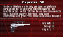 SFCO Express .50 Screen