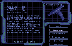 SF2 G-18 Screen
