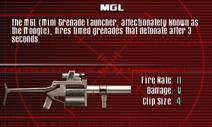 SFCO MGL Screen