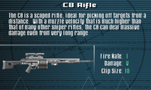 SFLS C8 Rifle Screen