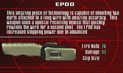 SFCO EPDD Screen