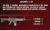 SFCO USAS-12 Screen