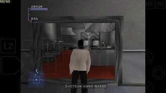 Syphon Filter 3 NTSC-U All Weapons GameShark Code demonstration (with secret weapons)