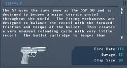 SFLS SP-57 Screen