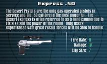 SFLS Express .50 Screen