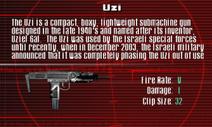 SFCO Uzi Screen