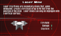 SFCO Laser Mine Screen