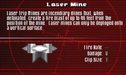SFCO Laser Mine Screen