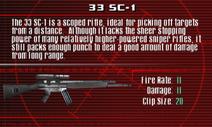 SFCO 33 SC-1 Screen