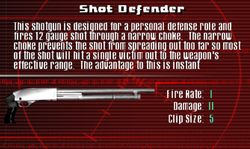SFCO Shot Defender Screen