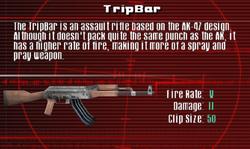 SFCO TripBar Screen