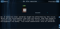 SFTOS Dr. E's vaccine Screen