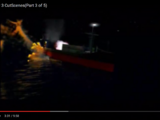 First Destruction of the SS Lorelei