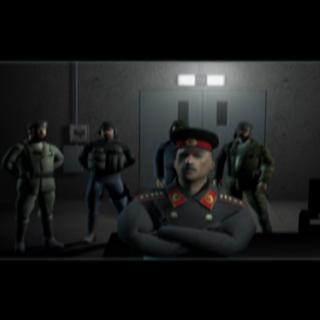 Ivankov meeting with his top 4 lieutenants.