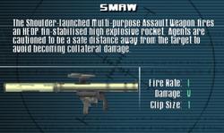 SFLS SMAW Screen