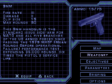 Weapons of Syphon Filter 2