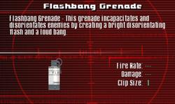 SFCO Flashbang Grenade Screen